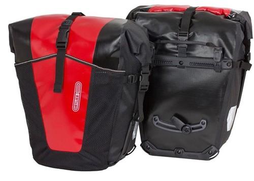 Ortlieb Back-Roller Pro Classic QL2.1 70L rood/zwart (paar)