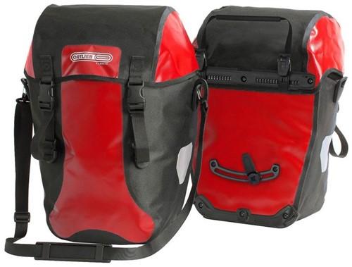 Ortlieb Bike-Packer Classic QL2.1 40L rood/zwart (paar)