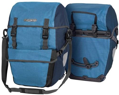 Ortlieb Bike-Packer Plus 42L denim/steel-blue (pair)