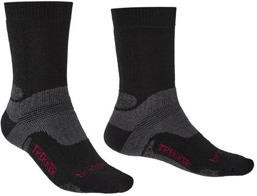 Bridgedale Hike Midweight Boot Men socks black L