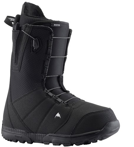 Burton Moto Black Men (US 8)