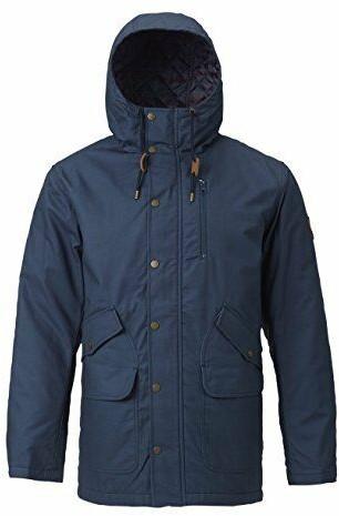 Burton Sherman Men's Jacket mood indigo XS (2017)