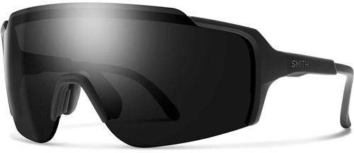 Smith Flywheel Matte Black + ChromaPop Black Lens