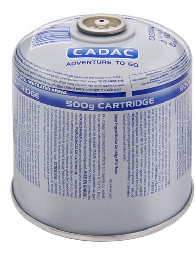 Cadac Gascartridge 500g