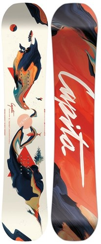 Capita Space Metal Fantasy snowboard 151