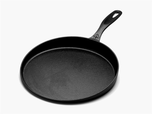 Barebones Cast Iron Flat Pan