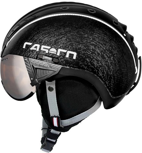 Casco SP2 Carbonized Visor black XL (60-62 cm)