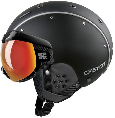 Casco SP6 Visor black L (58-62 cm)