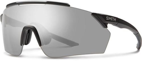 Smith Ruckus Matte Black + ChromaPop Platinum Lens