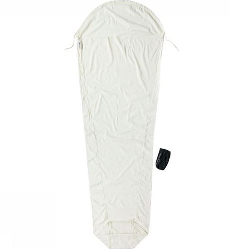Cocoon Mummy Liner Egyptian Cotton natural