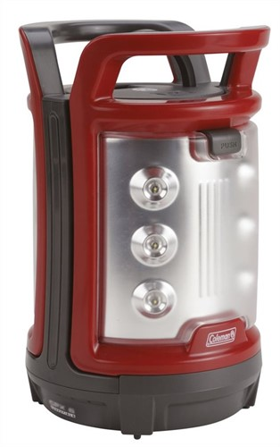 Coleman CPX 6 Duo 180L LED Lantern red
