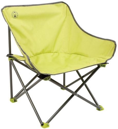 Coleman Kick-Back vouwstoel groen