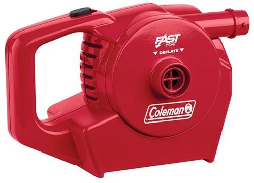 Coleman QuickPump 12V/230V Oplaadbare Pomp