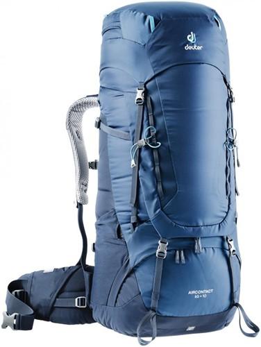 Deuter Aircontact 65+10 Donkerblauw/Marineblauw