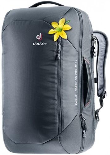 Deuter Aviant Carry On Pro 36 SL black
