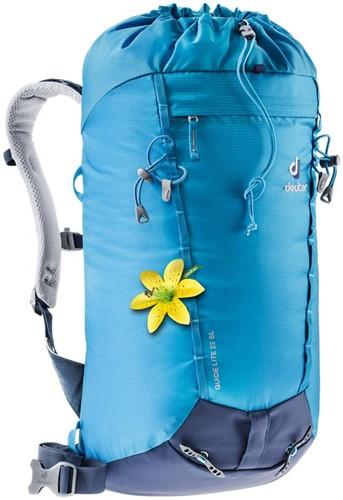 Deuter Guide Lite 22 SL Lichtblauw/Marineblauw