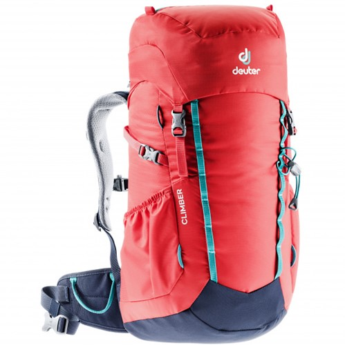 Deuter Climber chili/navy