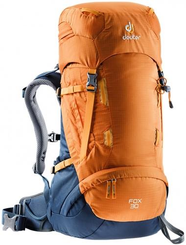 Deuter Fox 30 Oranje/Donkerblauw