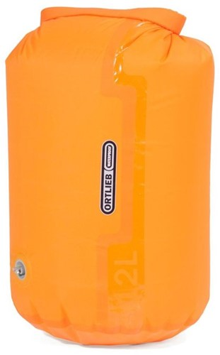 Ortlieb Dry-Bag PS10 with Valve 12 L orange
