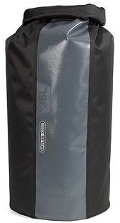 Ortlieb Dry Bag PS490 35L Zwart/Grijs