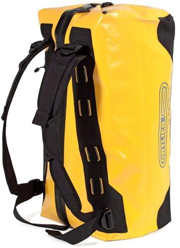 Ortlieb Duffle 40L geel/zwart
