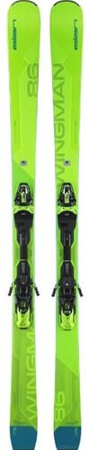 Elan Wingman 86CTi + EMX 12.0 GW Fusion X blk/grn 178 cm
