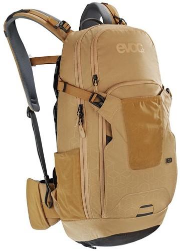 Evoc Neo 16L L/XL backpack gold