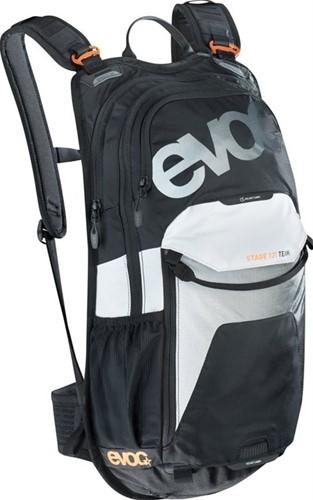 Evoc Stage 12L Team black/white/orange