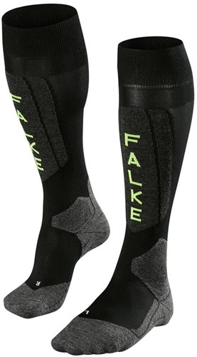 Falke SK5 Men ski socks black-lightning 39-41