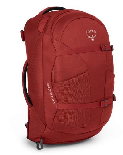 Osprey Farpoint 40 M/L jasper red