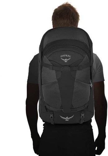 Osprey Farpoint 55 M/L backpack volcanic grey
