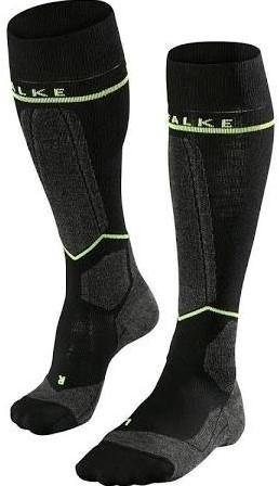 Falke SK Energizing Wool Men black-lightning 43-46 W2