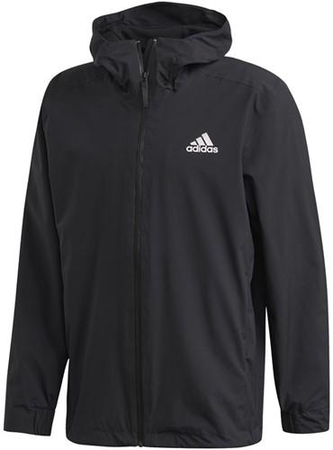 Adidas Bsc 3s Rain.Rdy zwart M