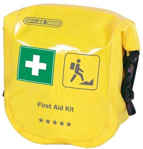 Ortlieb EHBO Kit Veiligheidsniveau Hoog Trekking 2L Geel