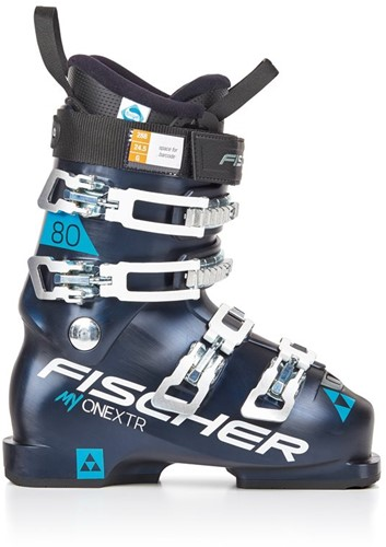Fischer My One XTR 80 dark blue/dark blue 25.5