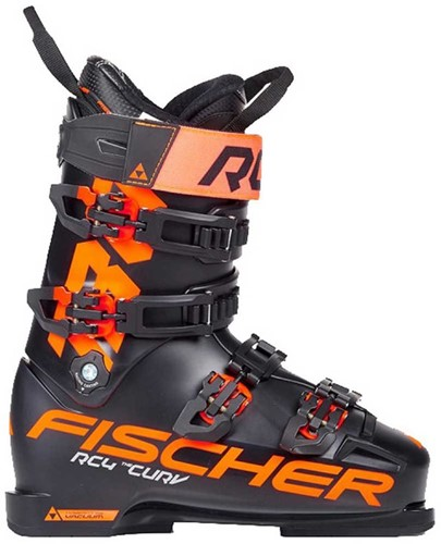 Fischer RC4 The Curv 130 PBV black/black 27.5