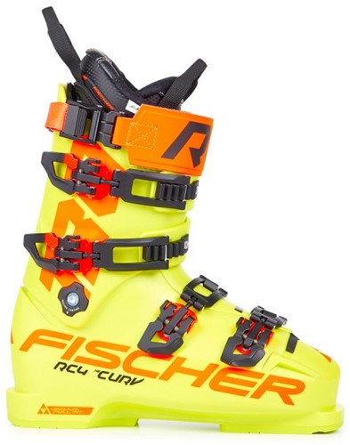 Fischer RC4 The Curv 130 VFF yellow/yellow 26.5