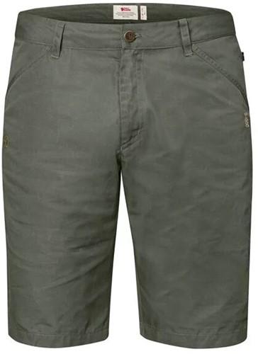Fjallraven High Coast korte broek heren groen/grijs 52