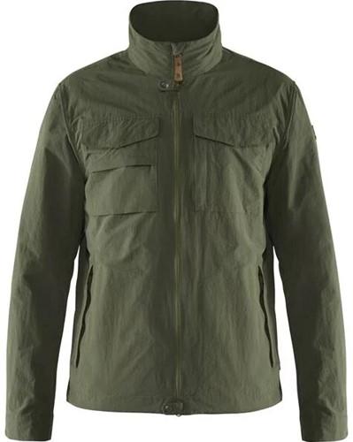 Fjallraven Travellers MT Jacket M laurel green XL