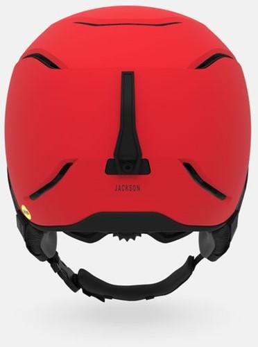 Giro Jackson MIPS matte bright red/black M (55.5-59 cm)