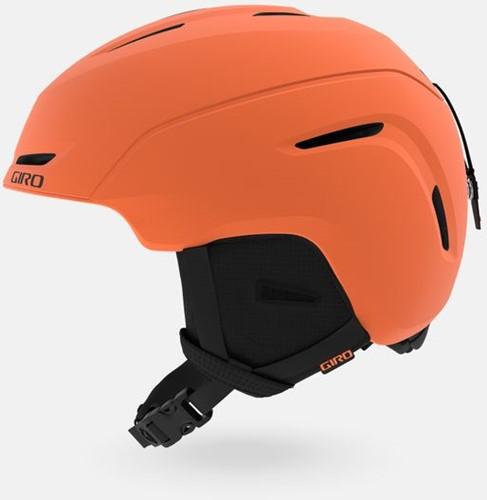 Giro Neo Jr. matte deep orange S (52-55.5 cm)