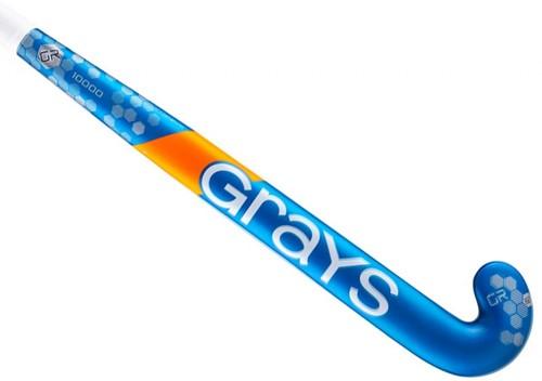 Grays GR10000 Dynabow hockey stick blue/silver 37.5L