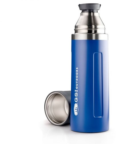 GSI Outdoors Glacier Stainless 1L Vacuum blue