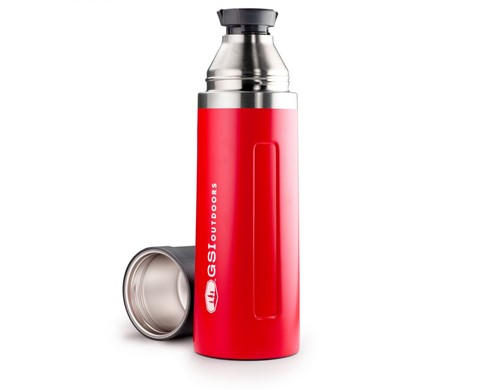 GSI Outdoors Glacier Stainless 1L Vacuum red