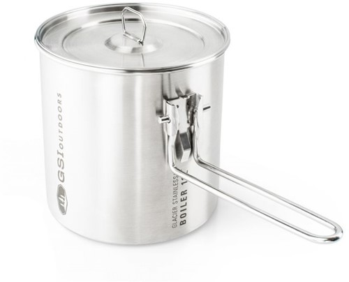 GSI Outdoors Glacier Stainless Boiler 1.1 L