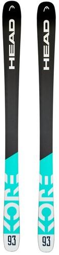 Head Kore 93 W + ATTACK 12 GW ski set 162 cm