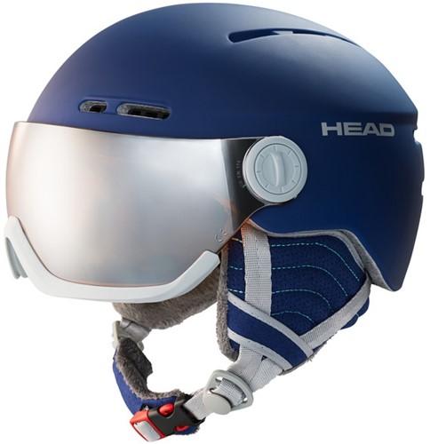 Head Queen ski helmet women