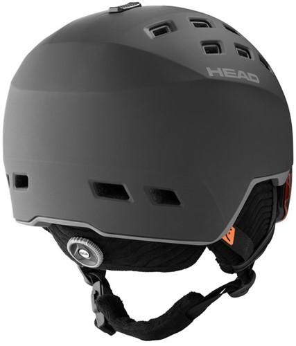 Head Radar Pola black XL/XXL (60-63 cm)