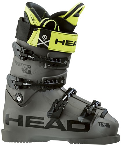 Head Raptor 120S RS anthracite 30.5