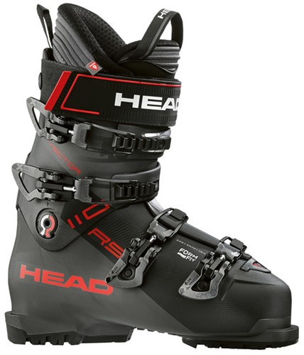Head Vector 110 RS black/anthracite/red 30.5